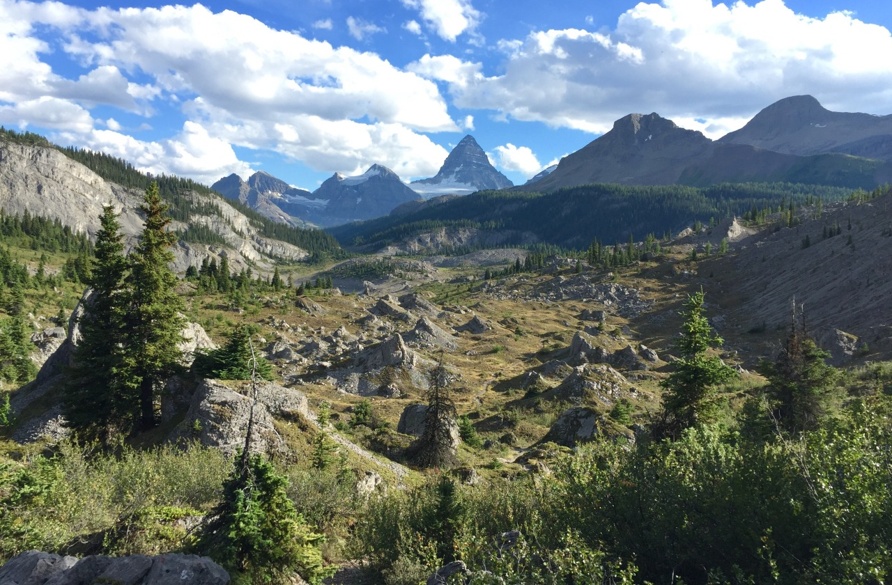 Mt. Assiniboine in 5 days