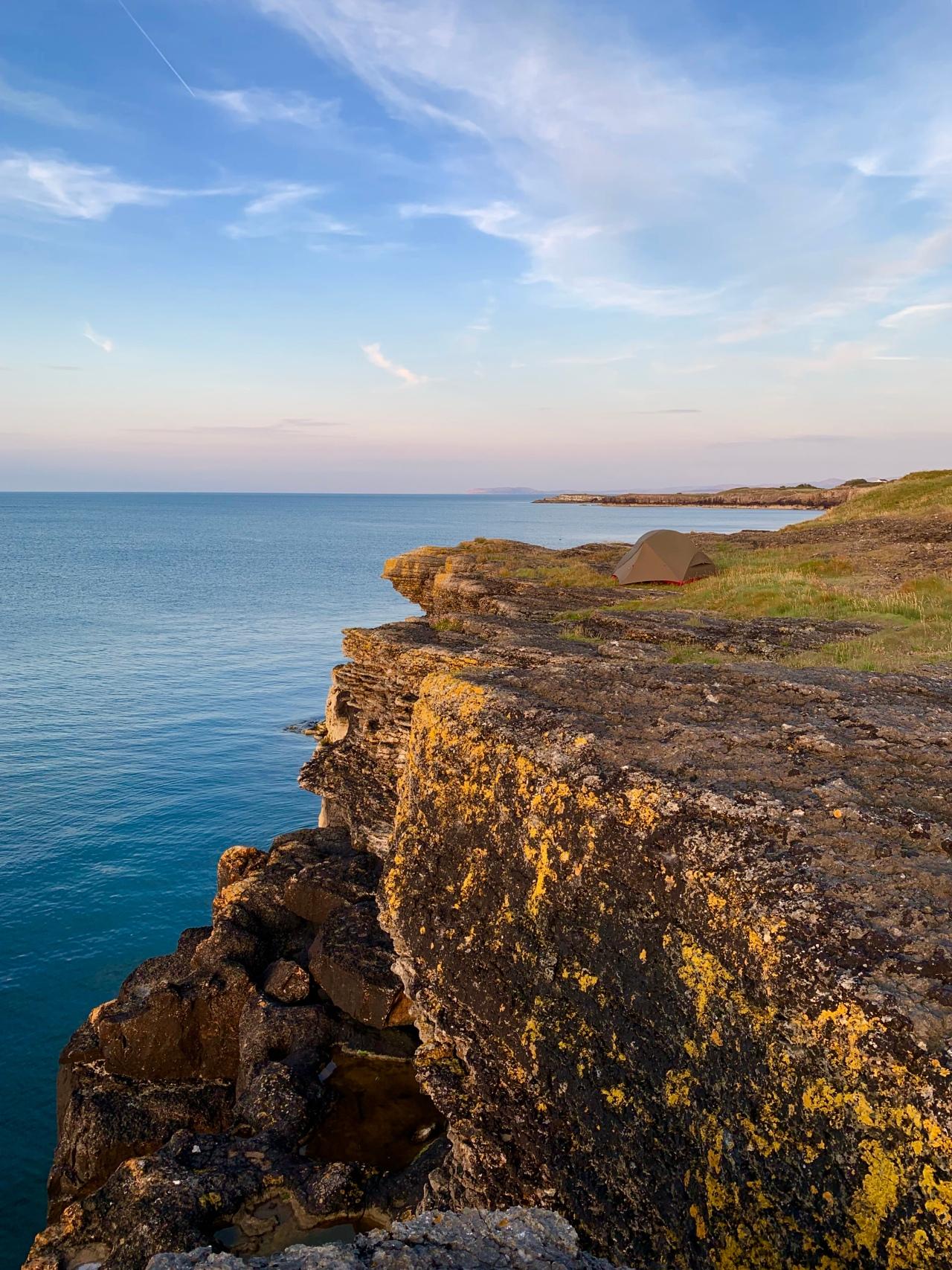 Day 2 Anglesey CoastalPath